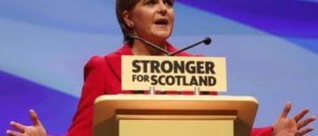 سیاست خارجی لندن نباید بر مبنای خواست مدیر جمهوری آمریکا باشد / وزیر اول اسکاتلند